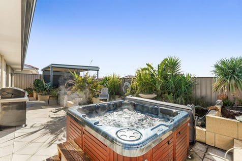 57 Tranquility Crescent, Aveley, 6069, North East Perth - House / 4 bedroom house / Outdoor Entertaining Area / Outside Spa / Carport: 2 / Remote Garage / Air Conditioning / Built-in Wardrobes / Dishwasher / Ensuite: 1 / Living Areas: 1 / $499,900