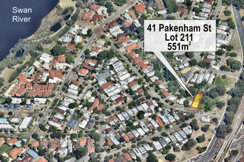 41 Pakenham Street, Mount Lawley, 6050, Perth City - Residential Land / UNDER CONTRACT! / P.O.A