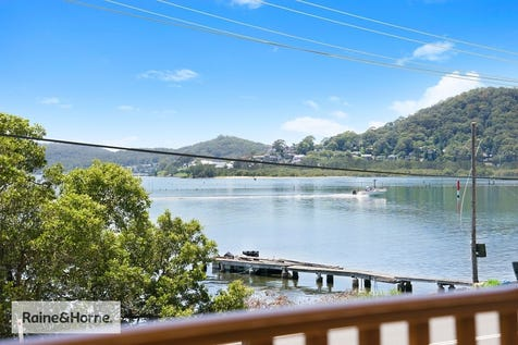 15 Brisbane Water Drive, Koolewong, 2256, Central Coast - House / WATER FRONT RESERVE. / Balcony / Air Conditioning / Floorboards / Toilets: 3 / $680,000