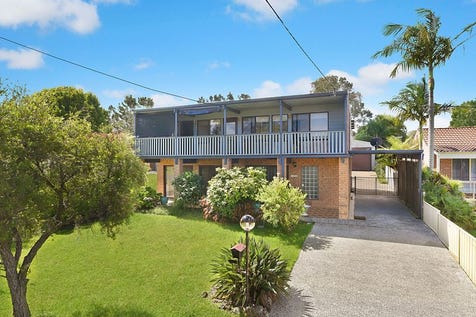 7 Wentworth Avenue, Doyalson, 2262, Central Coast - House / Two Homes in One, Plus a Massive Mancave / Balcony / Carport: 1 / Garage: 2 / Air Conditioning / Split-system Air Conditioning / Split-system Heating / $460,000