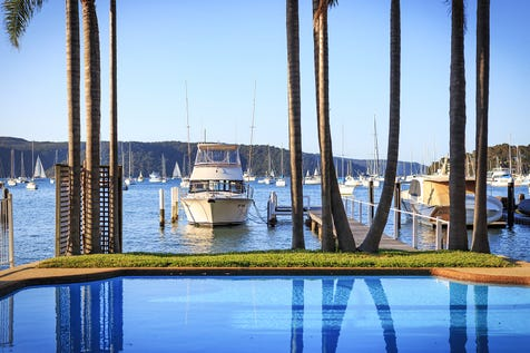 98 Prince Alfred Parade, Newport, 2106, Northern Beaches - House / 'La Dolce Vita' - Mediterranean-inspired waterfront / Garage: 2 / P.O.A