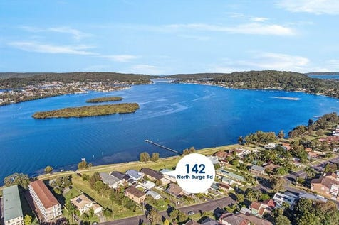 142 North Burge Road, Woy Woy, 2256, Central Coast - House / Waterfront Reserve Luxury / Balcony / Garage: 2 / Air Conditioning / Alarm System / Dishwasher / Study / P.O.A