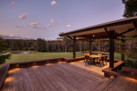 64 Anembo Road, Somersby, 2250, Central Coast - House / Tranquil acreage for the entertainer / Garage: 12 / $2,450,000