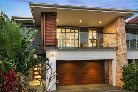 4A Harbour Street, Bateau Bay, 2261, Central Coast - Townhouse / Designer family home in idyllic beachside setting / Garage: 2 / $1,095,000