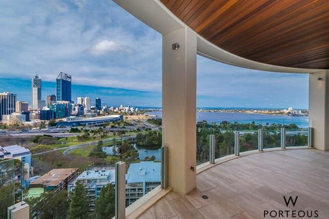 3/2 Bellevue Terrace, West Perth, 6005, Perth City - Apartment / A DAZZLING HOME IN KINGS PARK / Outdoor Entertaining Area / Outside Spa / Swimming Pool - Inground / Garage: 4 / Remote Garage / Air Conditioning / Alarm System / Built-in Wardrobes / Dishwasher / Ducted Vacuum System / Gas Heating / Gym / Intercom / P.O.A
