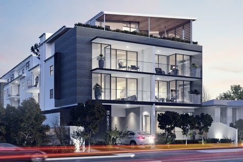 4/85 Cambridge Street, West Leederville, 6007, Perth City - Apartment / TRYST Apartments, West Leederville / Balcony / Carport: 1 / Remote Garage / Secure Parking / Air Conditioning / Built-in Wardrobes / Living Areas: 47 / $395,000