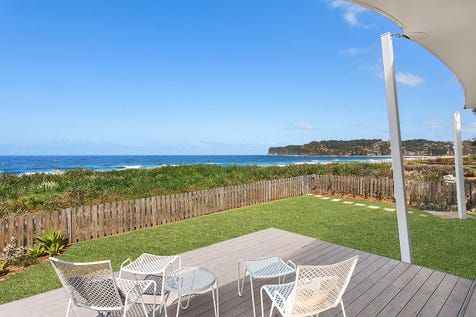30 North Avoca Parade, North Avoca, 2260, Central Coast - House / Stylishly renovated haven with direct beach access  / Garage: 1 / P.O.A
