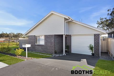 72 Nigella Circuit, Hamlyn Terrace, 2259, Central Coast - House / First Home, Last Home or Investment! / Fully Fenced / Outdoor Entertaining Area / Garage: 1 / Remote Garage / Secure Parking / Air Conditioning / Built-in Wardrobes / Dishwasher / Gas Heating / Toilets: 2 / $420,000
