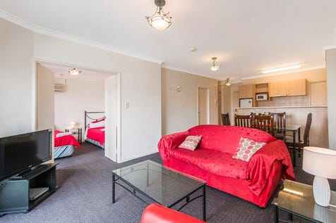 66/193 Hay Street, East Perth, 6004, Perth City - Apartment / Perfectly Positioned / Balcony / Swimming Pool - Inground / Open Spaces: 1 / Secure Parking / Air Conditioning / Toilets: 1 / P.O.A