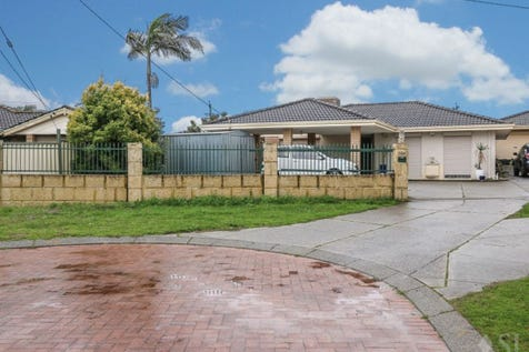 """16B Nile Place, Beechboro, 6063, North East Perth - Duplex/semi-detached / """"FANTASTIC PROPERTY - AT THIS PRICE HAS TO BE THE BEST BUY IN BEECHBORO"""" / Carport: 1 / Open Spaces: 1 / Toilets: 1 / $309,000"""