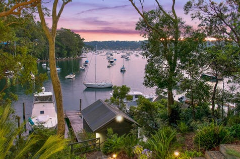 238 Hudson Parade, Clareville, 2107, Northern Beaches - House / Magnificent deep waterfront Walter Barda designed home / Balcony / Swimming Pool - Inground / Garage: 2 / Air Conditioning / Alarm System / $4,500,000