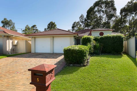 5 Wilga Close, Blue Haven, 2262, Central Coast - House / SUPERB FAMILY HOME / Garage: 2 / Secure Parking / Air Conditioning / Toilets: 2 / $525,000