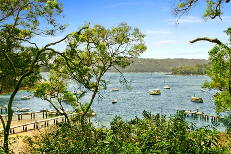 12 The Chase, Lovett Bay, 2105, Northern Beaches - House / Architecturally designed with splendid Pittwater views / Balcony / Air Conditioning / P.O.A