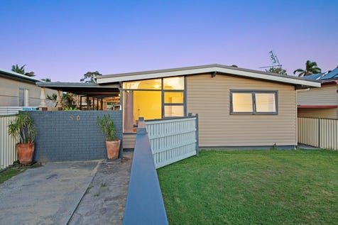 50 Wentworth Avenue, Woy Woy, 2256, Central Coast - House / FAMILY HOME, QUIET SETTING, CLOSE TO SCHOOLS AND TRANSPORT / Open Spaces: 1 / $599,000