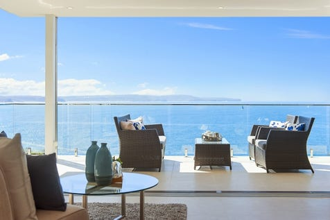 318 Whale Beach Road, Palm Beach, 2108, Northern Beaches - House / Exceptional Contemporary Residence - Breathtaking Panorama / Balcony / Courtyard / Open Spaces: 2 / Remote Garage / Dishwasher / Ducted Heating / Study / P.O.A