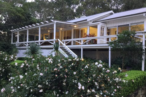 6 Bona Crescent, Morning Bay, 2105, Northern Beaches - House / Wyndella - Waterfront estate on the beautiful shores of Pittwater / $3