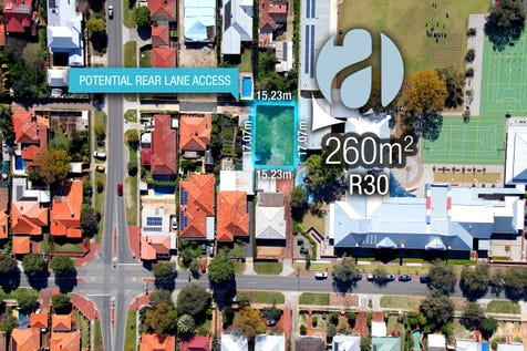 100c Second Avenue, Mount Lawley, 6050, Perth City - Residential Land / FUSSY?......Build your own! / P.O.A
