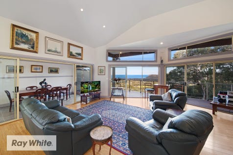 33 The Palisade, Umina Beach, 2257, Central Coast - House / SPECTACULAR OCEAN VIEWS IN EXCLUSIVE LOCATION! / Balcony / Carport: 1 / Open Spaces: 1 / Secure Parking / Air Conditioning / Floorboards / Toilets: 3 / P.O.A