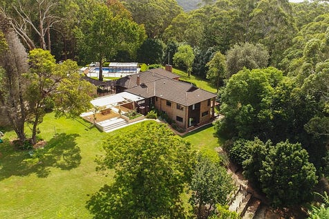9 Townsend Avenue, Avoca Beach, 2251, Central Coast - House / Large 22 acre private estate only minutes from Avoca Beach / Balcony / Swimming Pool - Inground / Garage: 3 / Secure Parking / Air Conditioning / Alarm System / Built-in Wardrobes / Open Fireplace / P.O.A