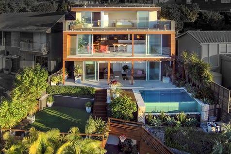 5 Bilgola Terrace, Bilgola Beach, 2107, Northern Beaches - House / Contemporary sanctuary overlooking the sand and surf / Garage: 2 / Ensuite: 1 / P.O.A