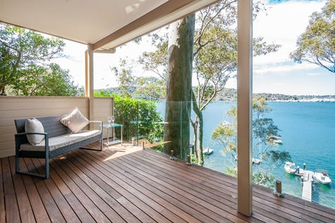 129 Florence Terrace, Scotland Island, 2105, Northern Beaches - House / Saratoga - Deep Waterfront Home  / Balcony / Ensuite: 1 / $1,845,000
