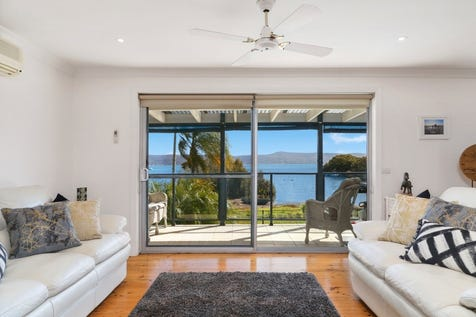 17 Mundoora Ave, Yattalunga, 2251, Central Coast - House / Contemporary Waterfront Haven on 1024Sqm / Balcony / Swimming Pool - Inground / Garage: 2 / Secure Parking / Air Conditioning / Floorboards / $1