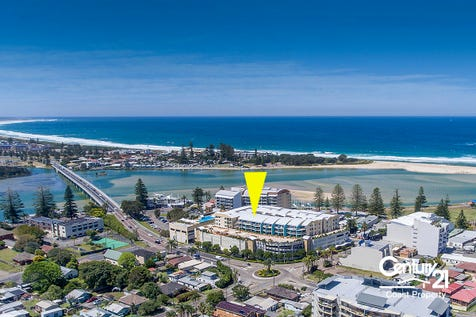 519/18 Coral Street, The Entrance, 2261, Central Coast - Unit / Resort Style Apartment / Swimming Pool - Inground / Garage: 1 / $290,000