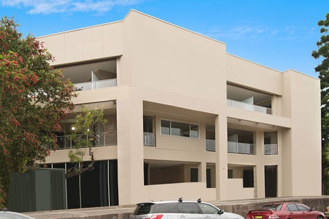 306/293-295 Mann Street, Gosford, 2250, Central Coast - Unit / City Central / Garage: 1 / $495,000