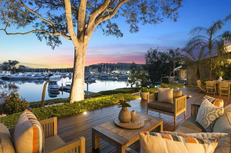73 Irrubel Road, Newport, 2106, Northern Beaches - House / 'Bayside' Prestige Waterfront On Pittwater's Exclusive Crystal Bay With Jetty / Swimming Pool - Inground / Garage: 3 / Study / P.O.A