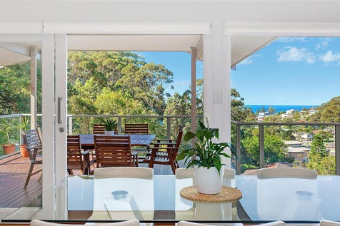 91 Riviera Avenue, Terrigal, 2260, Central Coast - House / Exceptional water views from most rooms and entertaining deck / Garage: 2 / P.O.A