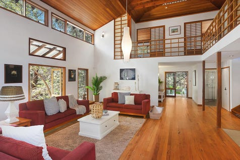 33 Tourmaline Avenue, Pearl Beach, 2256, Central Coast - House / Fabulous Japanese style tree house on 1,587sqm / Carport: 3 / $1,260,000