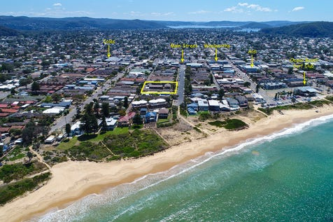 1/41-43 South Street, Umina Beach, 2257, Central Coast - Townhouse / Beachside Abode With Own Street Frontage / Garage: 1 / $640,000