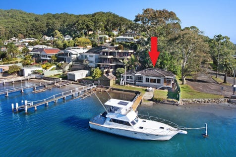 370 Orange Grove Road, Blackwall, 2256, Central Coast - House / Unparalleled Views Deep Waterfront / Garage: 2 / $2,000,000