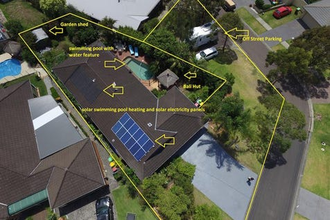 5 Wollemi Rd, Woongarrah, 2259, Central Coast - House / Woongarrah Resort on 738m2 block / Garage: 2 / $610,000