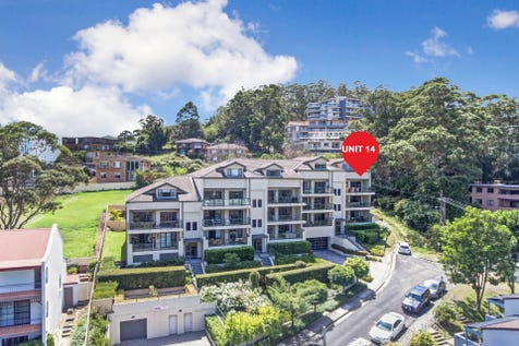 14/6-10 Broadview Avenue, Gosford, 2250, Central Coast - Apartment / Penthouse Perfection  / Balcony / Garage: 2 / Air Conditioning / Built-in Wardrobes / Dishwasher / Ensuite: 1 / $740,000