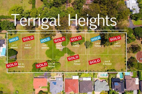Lot 9, 24 Wycombe Road, Terrigal, 2260, Central Coast - Residential Land / TERRIGAL HEIGHTS / $565,000