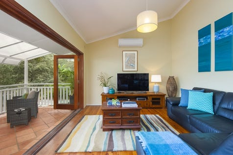 42 Jendi Avenue, Bayview, 2104, Northern Beaches - House / North east facing sanctuary presenting huge opportunity to add value in Bayview / Balcony / Deck / Fully Fenced / Outdoor Entertaining Area / Carport: 1 / Air Conditioning / Built-in Wardrobes / Dishwasher / Floorboards / Reverse-cycle Air Conditioning / $1