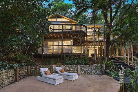 68 Palmgrove Road, Avalon Beach, 2107, Northern Beaches - House / A tropical oasis and family entertainer near village / Carport: 2 / $1,750,000