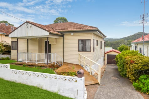 12 Campbell Street, North Gosford, 2250, Central Coast - House / Renovators Note & Granny Flat Potential. / Balcony / Garage: 1 / Floorboards / Toilets: 1 / $580,000