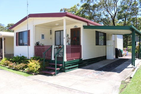 8/2 Evans Road, Canton Beach, 2263, Central Coast - House / BEST POSITION IN THE PARK / Garage: 1 / $215,000