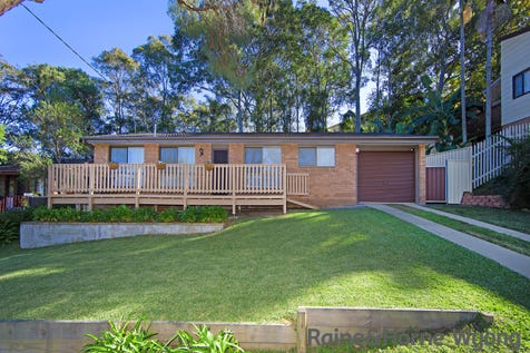 1 McKell Avenue, Watanobbi, 2259, Central Coast - House / Appealing and Private / Balcony / Garage: 1 / Secure Parking / Air Conditioning / $430,000