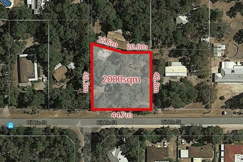 505 Dibble Street, Mount Helena, 6082, North East Perth - Residential Land / BUILD YOUR DREAM HOME / $239,000