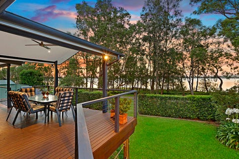 4 Kyong Avenue, Buff Point, 2262, Central Coast - House / Unique Waterfront Residence / Garage: 2 / P.O.A