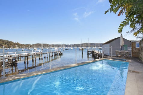 36 Hudson Parade, Clareville, 2107, Northern Beaches - House / An Opportunity To Own a True Waterfront Sanctuary With Magical Views - On Clareville Beach  / Balcony / Deck / Outdoor Entertaining Area / Outside Spa / Swimming Pool - Inground / Garage: 3 / Remote Garage / Broadband Internet Available / Dishwasher / P.O.A