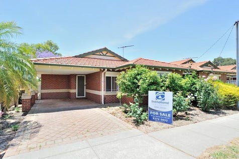 1/63 Sayer Street, Midland, 6056, North East Perth - House / STREET FRONT VILLA- No STRATA Levies / Garage: 1 / Air Conditioning / Built-in Wardrobes / $349,000
