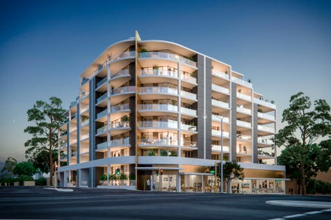 16/34 East Parade, East Perth, 6004, Perth City - Apartment / East Bank Apartments are transforming East Perth, over 60% already sold! / Balcony / Garage: 1 / Secure Parking / Air Conditioning / Floorboards / $435,000