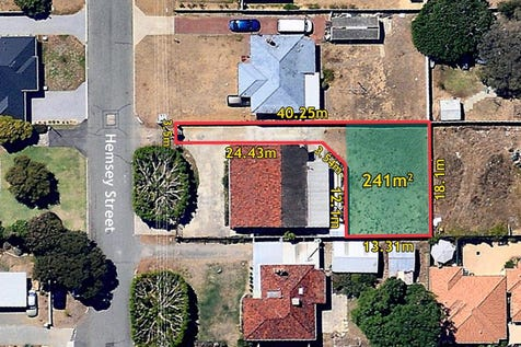 16A Hemsey Street, Balga, 6061, North East Perth - Residential Land / One of the Best!!!!!...... / $199,000