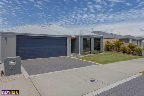 61 Hardcastle Avenue, Landsdale, 6065, North East Perth - House / IS IT BRAND NEW? / Outdoor Entertaining Area / Garage: 2 / Remote Garage / Alarm System / Built-in Wardrobes / Dishwasher / Split-system Air Conditioning / Toilets: 2 / $589,000