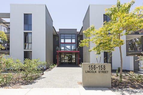 21/156 Lincoln Street, Highgate, 6003, Perth City - Apartment / BEAUFORT ST & HYDE PARK   / Carport: 1 / Air Conditioning / $399,000