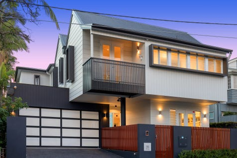 106 Heal Street, New Farm, 4005, Inner Brisbane - House / A new benchmark for sophisticated design and luxury  / Courtyard / Garage: 2 / Open Spaces: 2 / Air Conditioning / Alarm System / Built-in Wardrobes / Intercom / Study / Ensuite: 1 / Living Areas: 2 / Toilets: 3 / $2,000,000